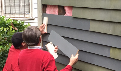 Siding Repair Chicago Aca Vinyl Siding Repair Chicag