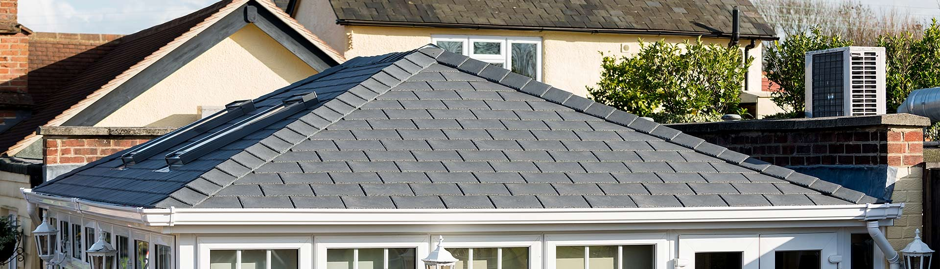 residential roofing house