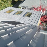 roofing project by chicago roofing companies aca