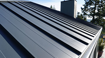 Metal roofing ACA roofing companies chicago