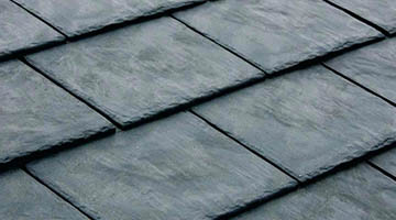 slate roof by chicago roofing contractors